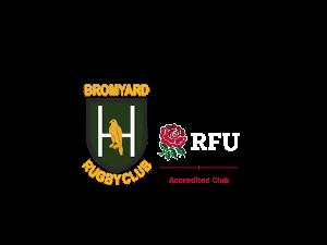 Bromyard Rugby Football Club Logo