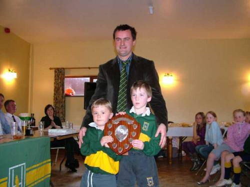 Junior Awards 2008-09