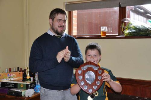Junior Awards 2011-12